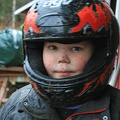 Slighly muddy Nephew Cub